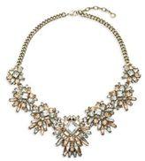 BaubleBar Nebular Crystal Collar Necklace