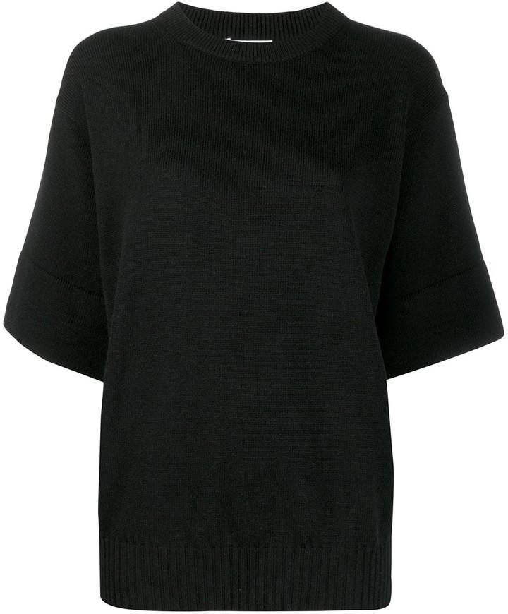 b4056cc204 cut out detail jumper