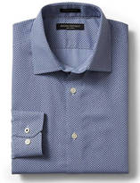 Banana Republic Camden Fit Non-Iron Hash Dot Print Shirt