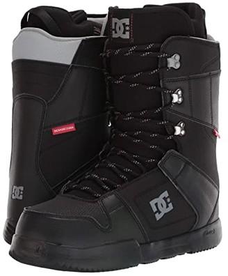 DC Phase Lace Snowboard Boot (Black) Men's Snow Shoes