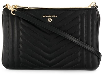 MICHAEL Michael Kors Charm quilted crossbody bag