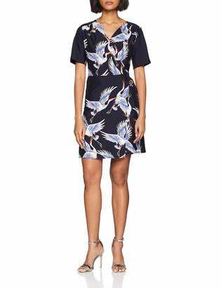 Yumi Women's DRES Wrap Dress