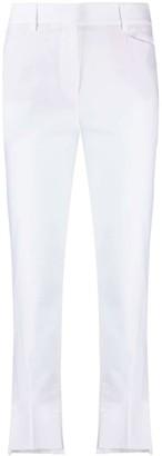 Incotex Cropped Slim Trousers
