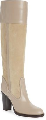 Chloé Emma Western Knee High Boot
