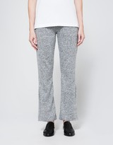 Just Female Lucien Pants in Grey Melange