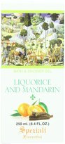 Sandalwood Licorice Mandarin by Speziali Fiorentini 8.4 oz Bath & Shower Gel