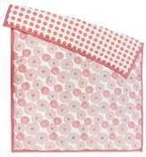 Petit NestTM Chloe Punch Flower Reversible Coverlet