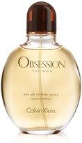 Calvin Klein Obsession for Men, Eau De Toilette Spray, 2.5-Fluid Ounce
