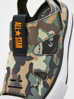 Converse Chuck Taylor All Star Superplay Ox Camo Toddler Sandal - Camouflage