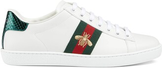 Gucci Women's Ace sneaker with bee