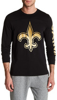 Junk Food Clothing New Orleans Saints Long Sleeve Tee