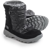 The North Face Winter Camp Snow Boots - Waterproof, Insulated (For Little and Big Kids)