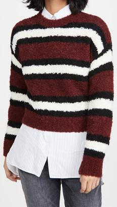 Rag & Bone/JEAN Robyn Striped Pullover