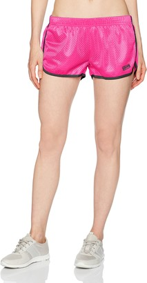 Soffe Women's Retro Mesh Short