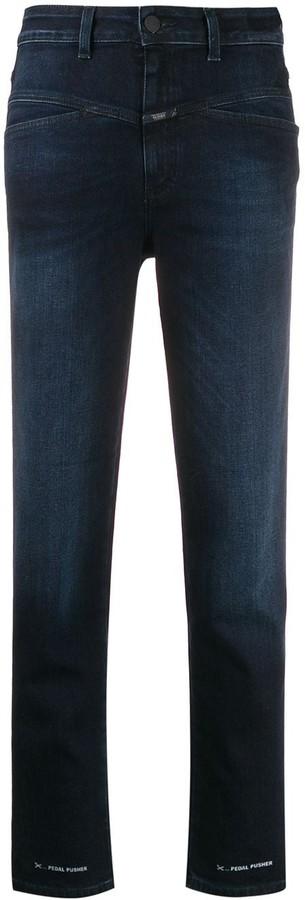 Closed straight-leg jeans