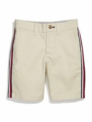 Tommy Hilfiger Men's Boys' Adaptive Shorts with Velcro Closure