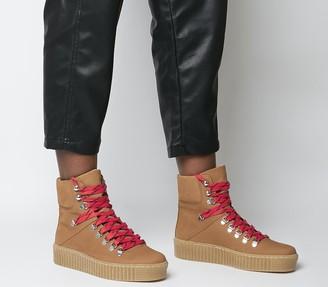 Shoe The Bear Agda L Hiker Boots Tan