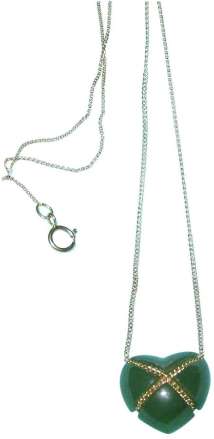 Tiffany & Co. Yellow gold necklace