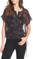 Zadig & Voltaire Women's Terson Deluxe Silk Top