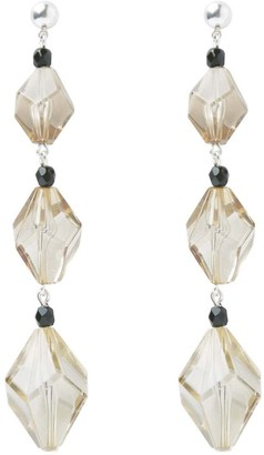 Pietrasanta Crystal Statement Earrings