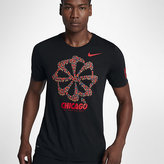Nike Chicago 2017) Men's Running T-Shirt