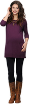 A Pea in the Pod Patch Pocket Maternity Sweater