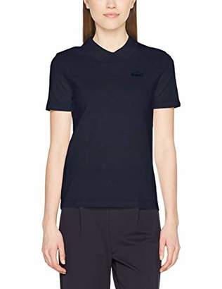 Lacoste L!VE Women's Pf2627 Polo Shirt,Small