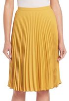 Max Mara Lolly Pleated Skirt