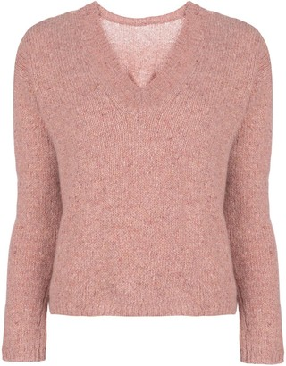 Majestic Filatures Cashmere Relaxed-Fit Jumper