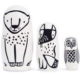 Wee Gallery Wooden Nesting Dolls