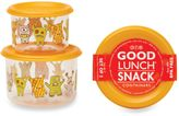 SugarBooger by o.r.e Hungry Monsters Good Lunch® Snack Containers (Set of 2)