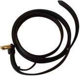 Chloé Brown Leather Belt