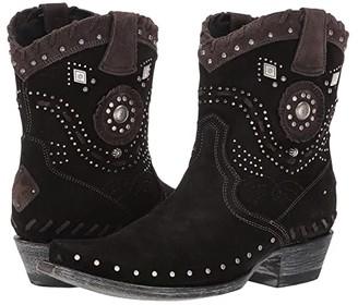 Old Gringo Native Pride (Camel Suede) Women's Boots