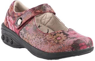 THERAFIT Leather Slip Resistant Shoes - Melissa