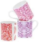 Anna Coroneo Kisses Mug Set