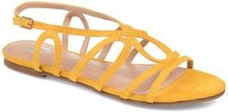 Journee Collection Honey Sandal