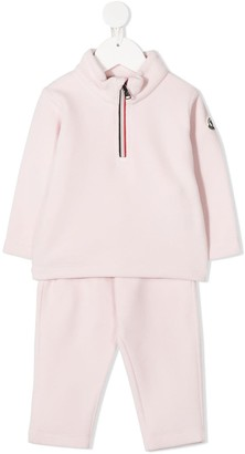 Moncler Enfant Two Piece Tracksuit Set