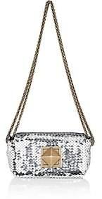 Sonia Rykiel Women's Le Copain Chain Shoulder Bag - Silver