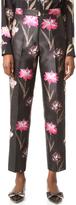 Rochas Floral Pants