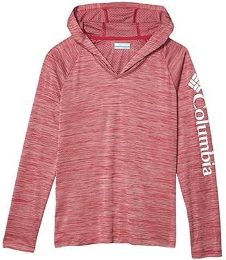 Columbia Zero Rulestm Hoodie (Nocturnal Heather) Women's Sweatshirt