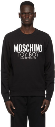 Moschino Black Toy Boy Sweatshirt