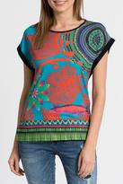 Desigual Amaia T Shirt Top