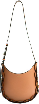 Chloé Brown Darryl Small Hobo Bag