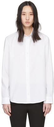 A.P.C. White Gina Shirt