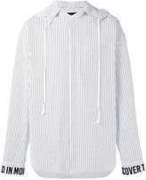 Juun.J striped shirt - men - Cotton - 44