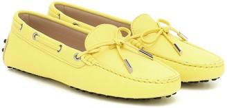 Tod's Gommino leather moccasins