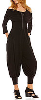 IC Collection Off The Shoulder Jumpsuit