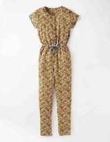 Boden Pretty Printed Jumpsuit