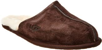 UGG Scruff Suede Loafer