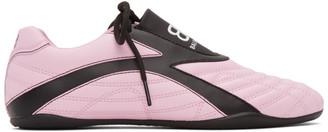 Balenciaga Pink Zen Sneakers